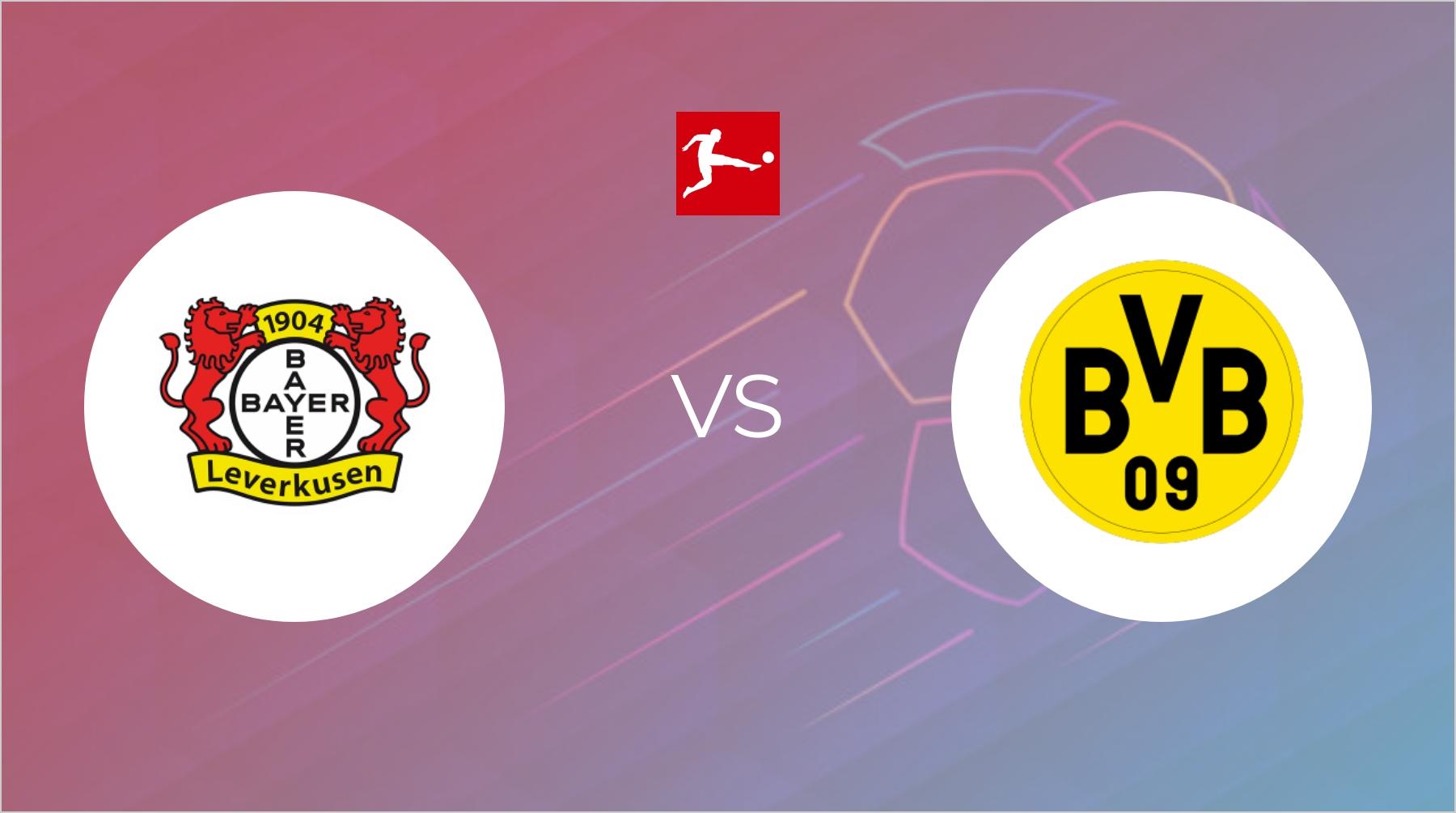 Dortmund svarer igen i Leverkusen