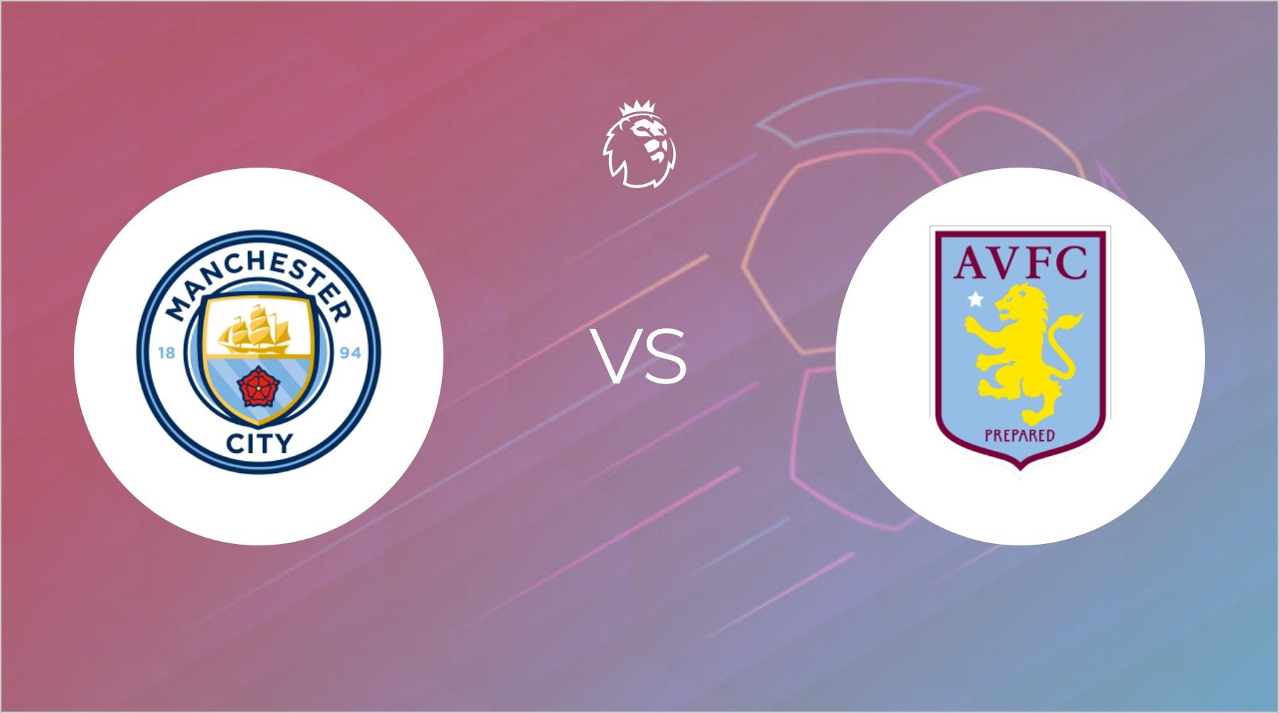 City fortsætter stimen mod Aston Villa