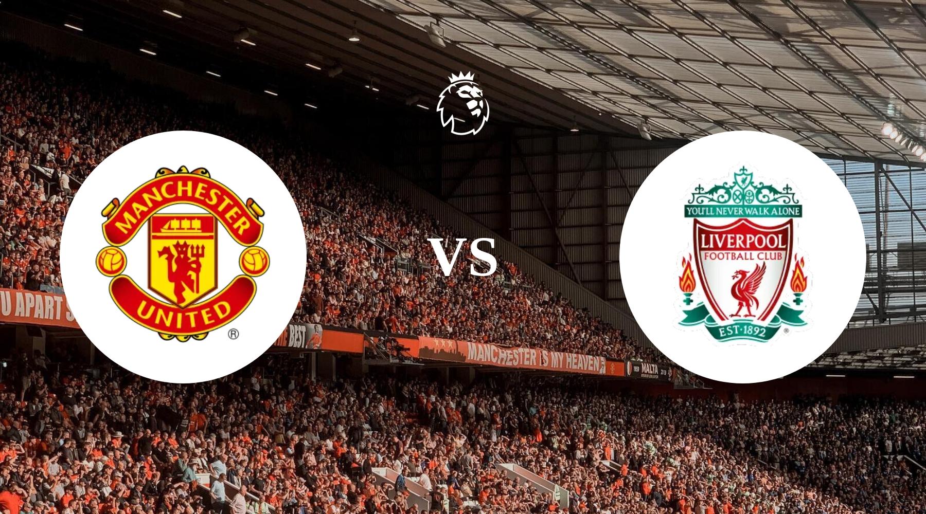 Manchester United kan lamme Liverpools jagt på fjerdeplads