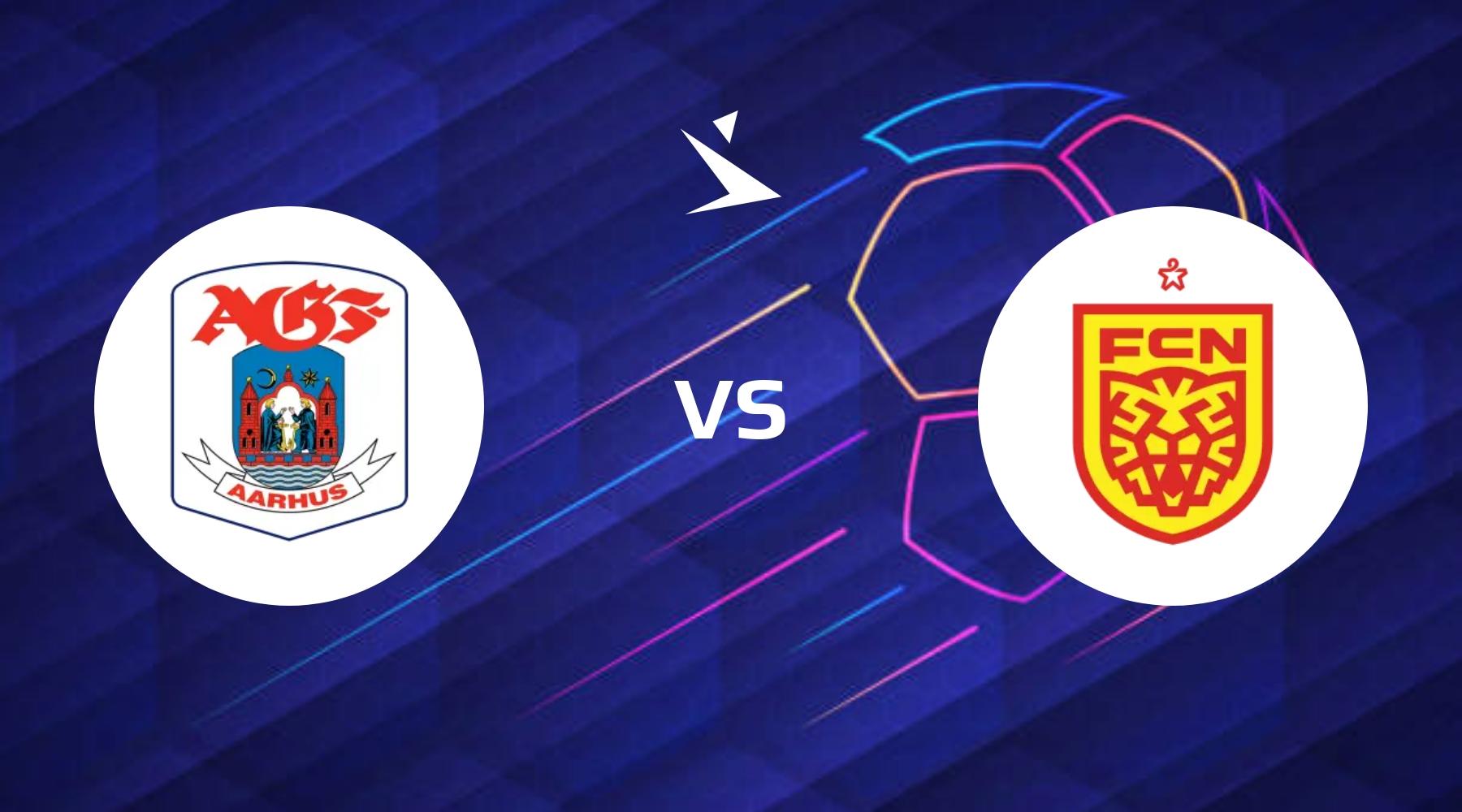 AGF på medaljejagt mod FC Nordsjællands måltyve