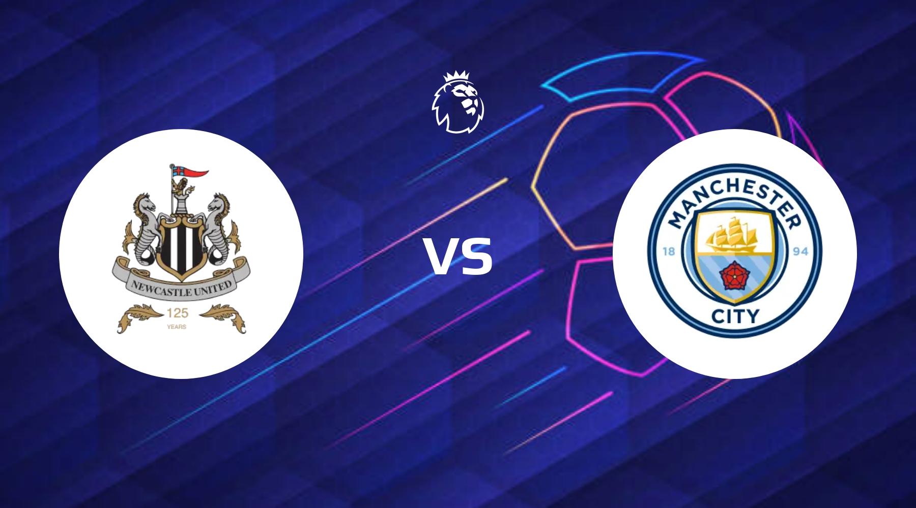 Agüero og Manchester City kan svare igen mod Newcastle