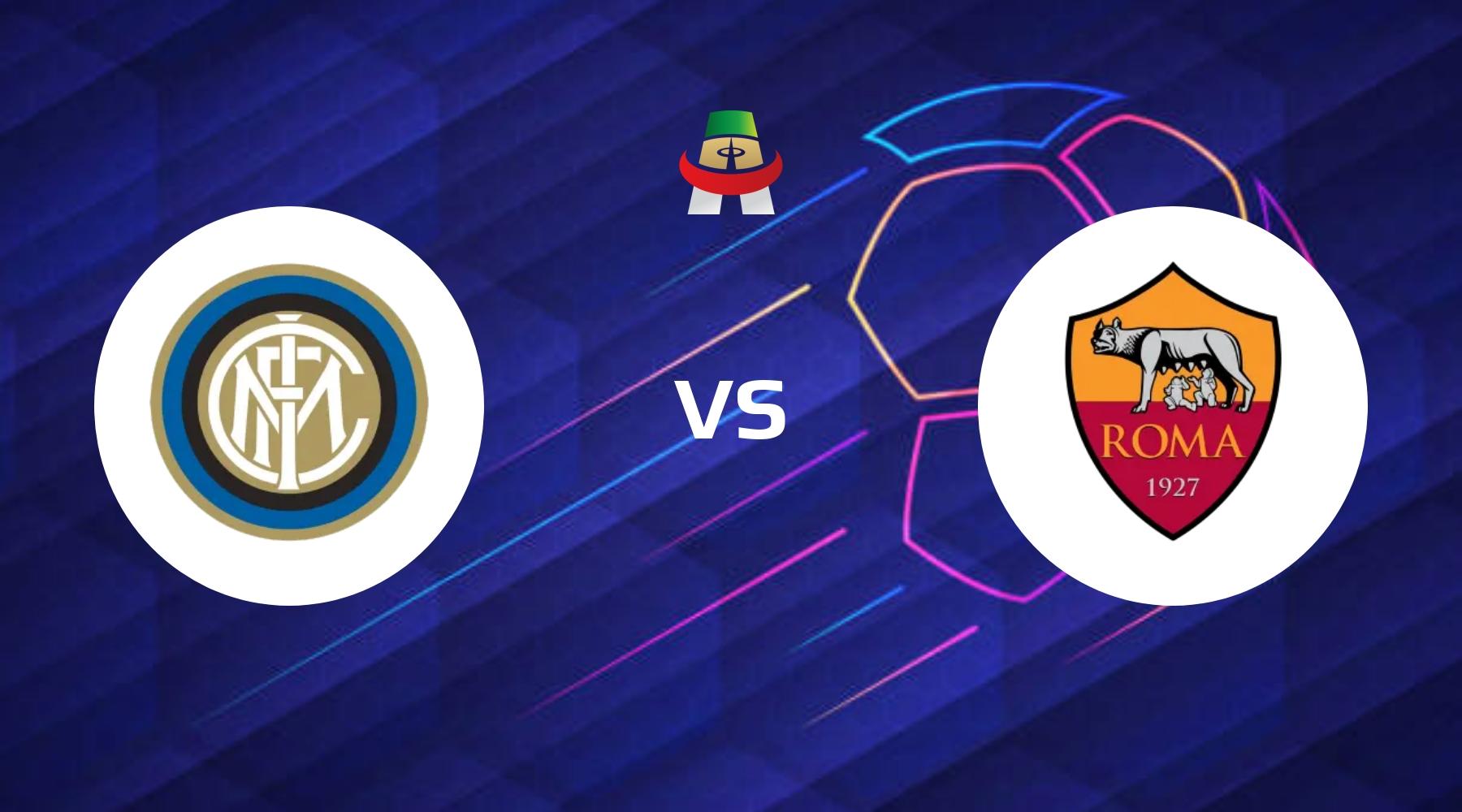 Inter og Roma går på jagt efter netmaskerne i Milano
