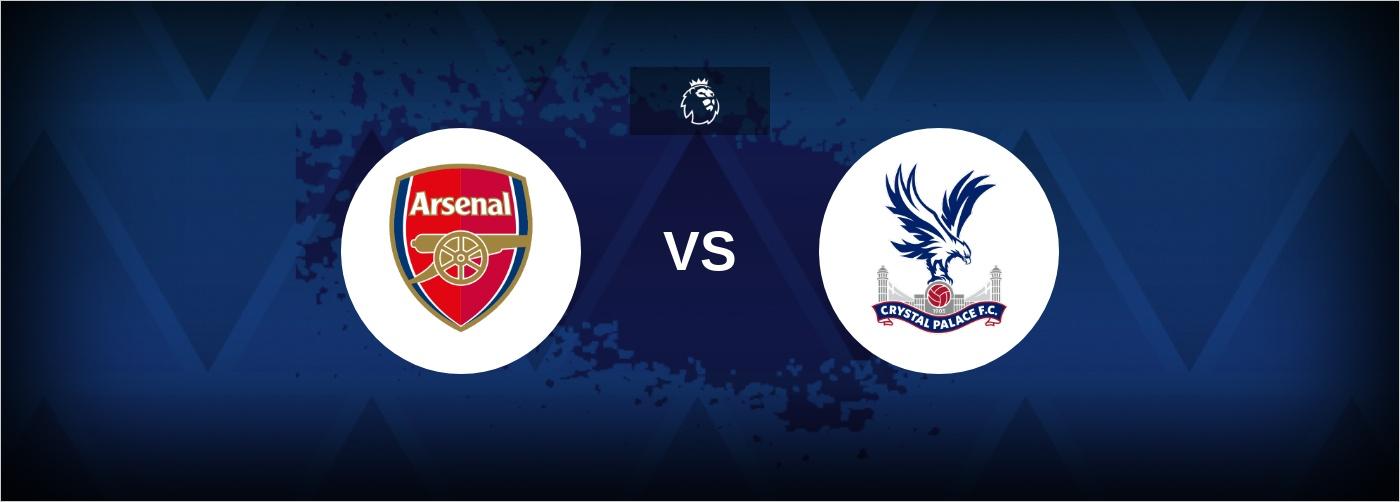 Crystal Palace skal bremse Arsenal og månedens manager på Emirates