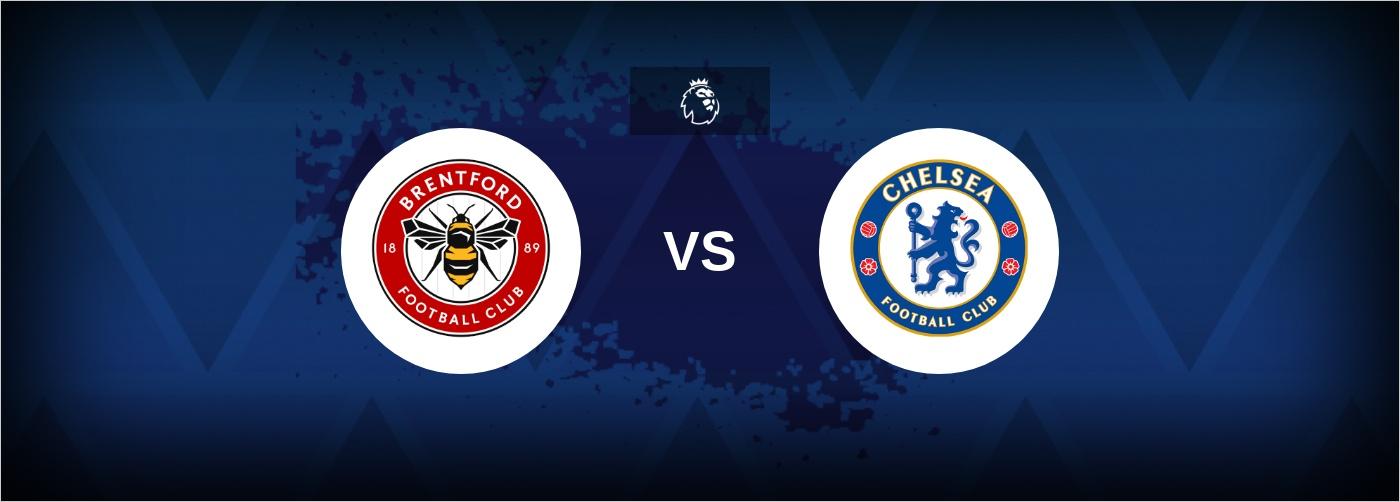 Brentford i nabobrag mod Chelsea lørdag aften