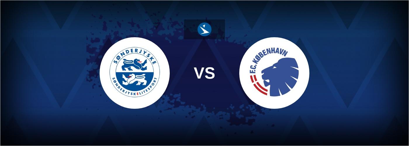 F.C. København sænker SønderjyskE i Haderslev