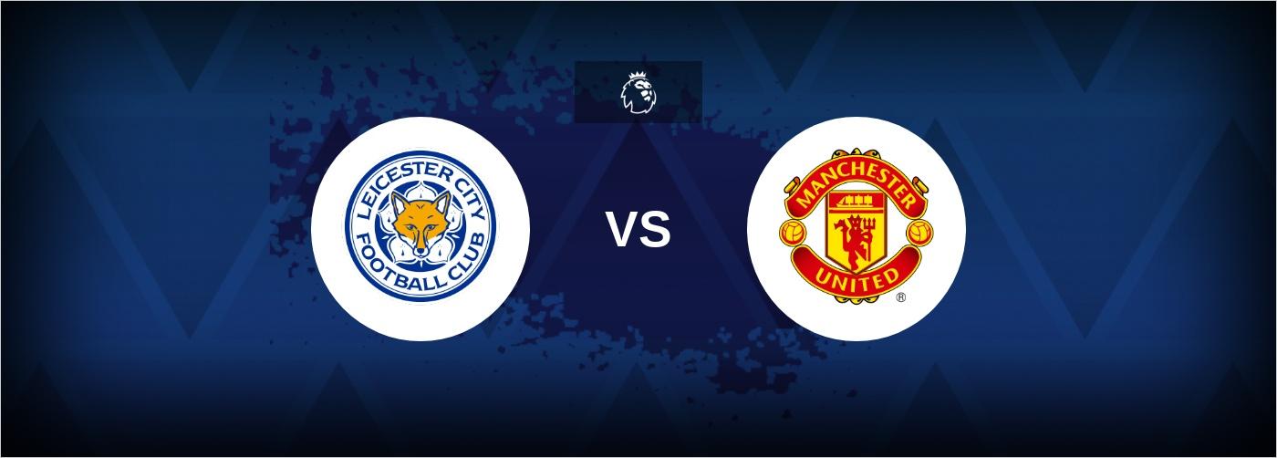 Har Leicester læst Manchester United?